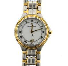 Maurice LaCroix Gold Plated Steel Watch Featured in our upcoming auction on June 14!