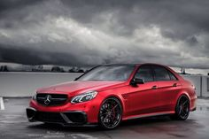 Mercedes-Benz AMG with Brixton Forged Targa Series Wheels Mercedes Benz E63 Amg, Mercedes C250, Benz Car, Mercedes Sports Car, Mercedes Benz Wallpaper, E55 Amg, Merc Benz, Mercedez Benz, Daimler Benz