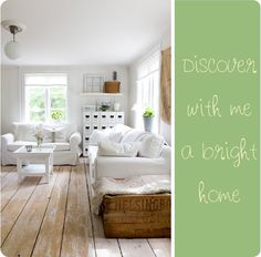 Home Shabby Home:Why I'm so in love with nordic houses...
