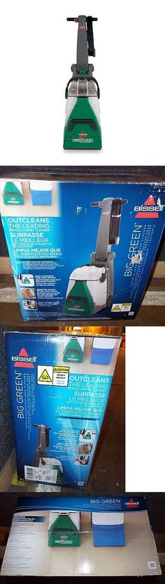 carpet shampooers bissell big green 86t3 deep cleaning machine carpet cleaner u003e buy