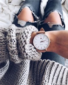 Blush Women's MVMT Watch