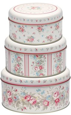 Green Gate Cake Tins