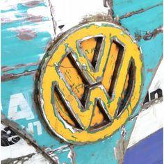 vw camper van bar Oil Drum, Industrial House, Volkswagen Logo, Vw Camper, Upcycled Furniture, Logos, Bar, Retro, A Logo