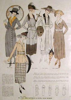 1900 fashon