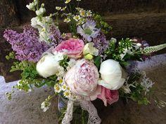 June bouquet by The Garden Gate Flower Company