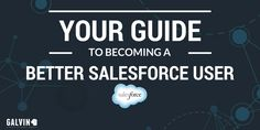 Do you oftentimes say to yourself or hear others in your office saying 'we just want to use Salesforce better'? Salesforce is full of features that are oftentimes not