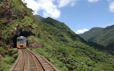 #brazil #travel package: cruising by rail - The Great Brazil Express