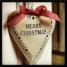 Christmas heart!