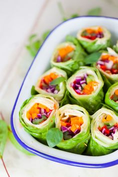 Fresh Rolls, Bento, Sprouts, Cucumber, Zucchini, Lunch Box, Food And Drink, Snacks, Vegetables