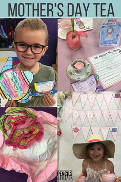 I'm sharing all of my tips and tricks for hosting a memorable Mother's Day Tea Party for your preschool, kindergarten, and first grade students and a special adult in their lives. Today on the blog you'll find everything you need from the invitations to the keepsake crafts, and so much more! #mothersday #mothersdaygift #kindergarten #preschool #firstgrade
