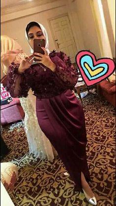 Hijab Prom Dress, Hijab Evening Dress, Hijab Style Dress, Hijab Wedding Dresses, Lace Dress Styles, Gala Dresses, Event Dresses, Party Dress Outfits, African Fashion Dresses