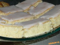 Citrónový koláč