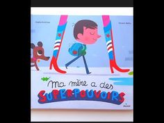 🐛Lecture : Ma mère a des SUPER-POUVOIRS - YouTube School Days, Back To School, Album Jeunesse, Core French, French Movies, French Resources, Literacy, Super Pouvoirs, Audio Songs
