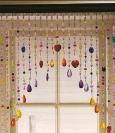 cheap beaded doorway curtains