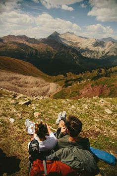 Hiking as part of your romantic date