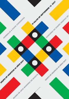 40 years of Graphic Design 2007