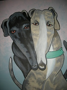 Adopting a Galgo - My continuing story about adopting Bless (my Galga, Spanish Greyhound), Scooby, Galgos and our adventures.