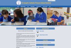 Going Live! Congratulations to St Josephs Reddish on their new #schoolwebsite