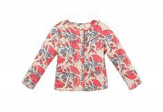 Louise Misha Jacket Gipsy Flower Beige