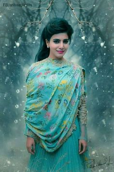 Baby Face Dean Winchester New Ideas Samantha Images, Samantha Ruth, Beautiful Girl Indian, Most Beautiful Indian Actress, Glamour Photo Shoot, Babe, Beautiful Bollywood Actress, Indian Beauty Saree, South Indian Actress