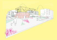 La ricostruzione del pubblico, ovvero di una dimensione condivisa, deve e può passare attraverso la ri-costruzione dello spazio pubblico, come appunto un nuovo spazio di condivisione.