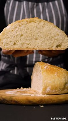 How to make bread from scratch using instant yeast. Simply Recipes, Sweet Recipes, How To Make Bread, Food To Make, Bread Recipes, Cooking Recipes, Cooking Tips, Tastemade Recipes, Food Garnishes