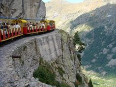Le petit train d'Artouste Les plus beaux coins de France