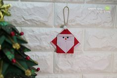 크리스마스종이접기 산타클로스종이접기 : 네이버 블로그 Christmas Ornaments, Holiday Decor, Blog, Home Decor, Xmas Ornaments, Homemade Home Decor, Christmas Jewelry, Blogging, Christmas Baubles
