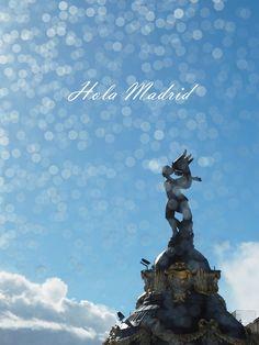 Madrid // Avec Sofié