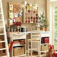 Office Decorating Crafts | Office/Craft Room