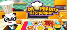 REDUCED TO $0.99 for a limited time! Full version of Dr. Panda's Restaurant (best Android apps for kids)