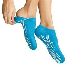 Foot Works Softening Gel Socks