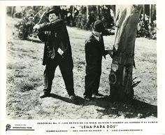Ecco che tu mi hai di nuovo cacciato in un altro bel guaio! (Ollio) Lavori forzati (The Hoose-Gow), regia di James Parrott (1929)