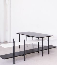 Elementa's UN Divided furniture adapts to changing office spaces