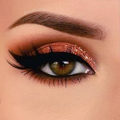 eye makeup with orange hair & eye makeup for orange hair ; make up orange hair eye makeup ; eye makeup with orange hair Makeup Geek Cosmetics, Eyeshadow Makeup, Pink Eyeshadow, Simple Eyeshadow, Drugstore Makeup, Eyeshadow Palette, Cute Makeup, Gorgeous Makeup, Glam Makeup