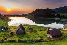 Prokosko Lake,Bosnia.
