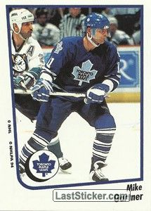 MIKE GARTNER 1994-95 TORONTO MAPLE LEAFS Panini NHL Hockey 1994-1995 - Collection preview - laststicker.com Hockey Girls, Hockey Mom, Ice Hockey, Pittsburgh Penguins Hockey, Jonathan Toews, Toronto Maple Leafs, New York Rangers, Montreal Canadiens, Detroit Red Wings