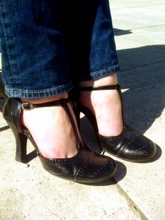 Heels worn by Amy