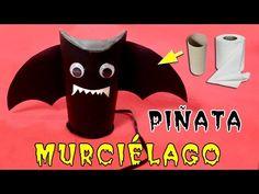 pixxelart muequitos para halloween con rollos de papel higinico diy youtube - Youtube Halloween Crafts