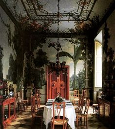 Superieur Fabulous Old World Dining Room