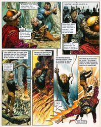 The Trigan Empire - Look and Learn issue 701(a) (Original)