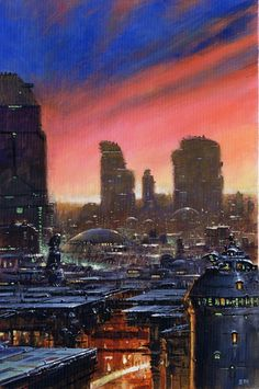 Veniss Underground (proposed cover for novel by Jeff VanderMeer) by Edward Miller (2002)