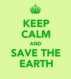 Be an Earth's Friend.