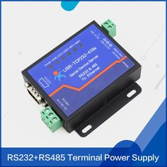 Find More Integrated Circuits Information about 2016 Serial Ethernet Server Converter USR TCP232 410S Serial Device Server with Terminal Power Supply,High Quality server dell,China server cpu Suppliers, Cheap server nas from Focus Automation on Aliexpress.com