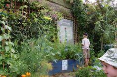 incredible edible garden Todmorden - Recherche Google