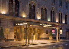 The Manhattan Club—New York, New York. #Jetsetter