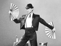 performing magic artist DION - Magician & Dancer - Biography www.dionillusion.com