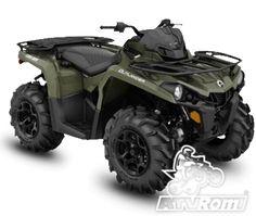 ATV  Can-Am Outlander PRO 570 '18