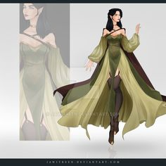 Outfit 256 by JawitReen.deviantart.com on @DeviantArt