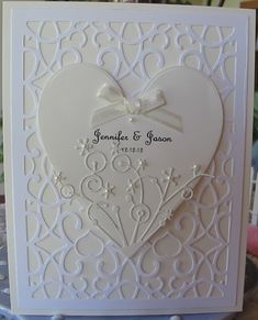 candlelight die cuts | Item #6635 · Memory Box · Heart Prints